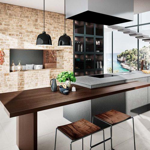 Wohndesign 1070: Küchendesign